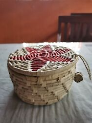 Handmade Cane Table Cup And Mat 6 Pcs Set - 100 Export Quality In Sri Lanka