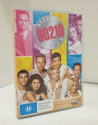 Beverly Hills 90210 Season 6 The Complete Sixth Series Dvd 7-disc Region 4