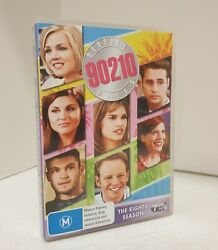 Beverly Hills 90210 Season 8 The Complete Eighth Series Dvd 7-disc Region 4