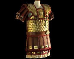 Ancient Armour Greek Body Armour Alexander The Great Linothorax