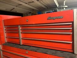 Snap On Snapon Snap-on Kr791a Top Chest. Red
