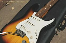Fender American Vintage '62 Stratocaster Used Electric Guitar