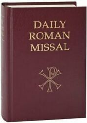 Daily Roman Missal - 7th Edition By James Socias - Hardcover Mint Condition