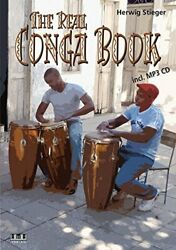 Real Conga Book By Herwig Stieger Brand New