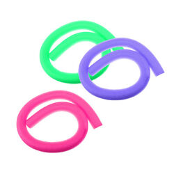 3pcs Swimming Fries Floating Pool Swimming Noodle Float Equipment Swimmer