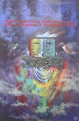 Spring Journal, Vol. 87, Summer 2012, Native American By Nancy Cater Excellent
