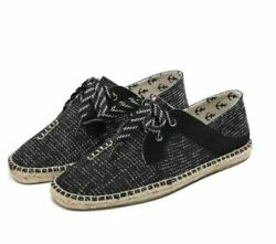 Shoes High-quality Breathable Linen Charcoaland039s Color