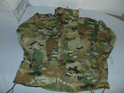 Us Military Issue Ecwcs Gen Iii Wet Weather Parka Multicam Ocp Small Short