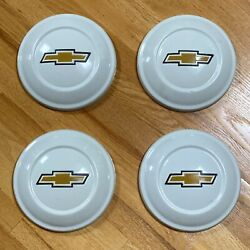 """Vintage 1972-81 Chevy Luv Factory Rim Hubcap Lug Cover Dog Dish 9 1/2"""" Wide"""