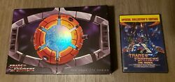 Transformers 25th Anniversary Complete Series 16 Disc Dvd Set And The Movie