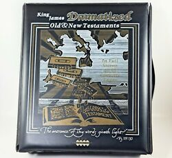 King James Dramatized Old And New Testaments On 48 Audio Tapes 1978 Vintage