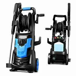 Pressure Washer Electric 3600psi Power Washers High Powerful 1900w Blue