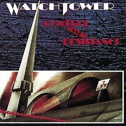 Watchtower - Control And Resistance - Cd - Excellent Condition - Rare