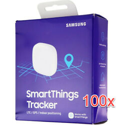 100x New Samsung Smartthings Tracker Live Gps-enabled Tracking Verizon Lte