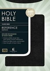 Holy Bible King James Version Nelson Reference Bibles By Not Available Brand New