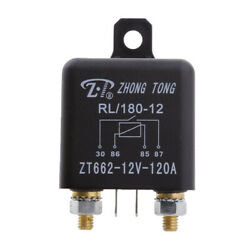 12v 120a 4 Terminals Split Charge On/off Relay For Car Tractor Boat