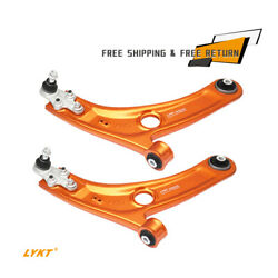 Adjustable Front Alignment Camber Arm Kit Fit Audi A3/s3/rs3 Vw Golf R 63806