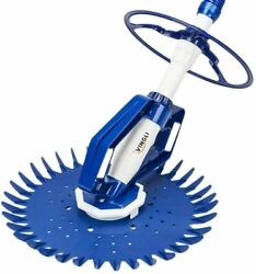 Vingli Pool Vacuum Above Ground Indoor Outdoor Automatic Swimming Pool Cleaner S