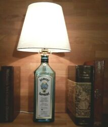 Bombay Sapphire Dry Gin Table Lamp Cheap