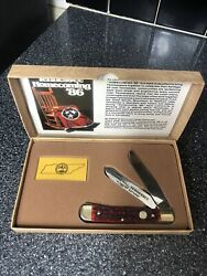 RARE #18 of 500 Tennessee Homecoming #x27;86 Spring Hill Tn United Boker Knife