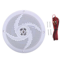 Speaker Amplifier Audio Player Universal Fit For Car Marine Boat Yacht