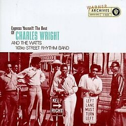 Charles Wright And Watts 103rd St. - Express Yourself Best Of Charles Wright And