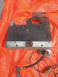 1964 1965 1966 1967 1968 Pontiac Reverb With Wiring And Switch Buick Chevy Olds