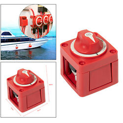 300 Amp Battery Switch Battery Power Cutoff Switch For Car Vehicle Boat