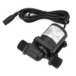 Dc 12v Brushless Submersible Water Pump Low Noise Mini Water Pump For Small F...