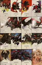 Spawn Origins Collection Tpb Lot Vol 1-15 Issues 1-92 Image And Angela's Hunt