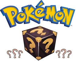 Pokemon Mystery Box - Graded Psa Card Booster Packs Etbs And Much More