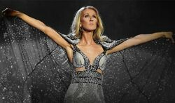 1-4 Celine Dion Front Row Tickets | Las Vegas | Jan 22nd Great Christmas Gift