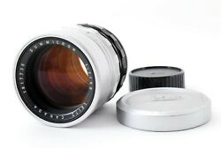 Leica Leitz Canada Summicron 90mm F/2 W/16462 M Mount [excellent++] From Japan
