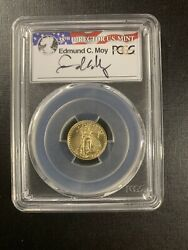 2016 Pcgs Ms70 Gold Eagle 30th Anniversary First Strike 5 Ed Moy 1 Of 291