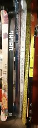 Lot Of 13 Pairs Of Vintage Skis Head/ Rossignol Etc. Local Pick Up Lots More