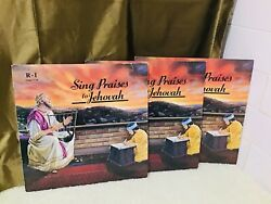 Sing Praises To Jehovah Watchtower Lp Record Collection Set Rare Htf