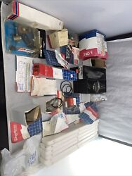 Lot Of 32 + Various Omc, Sierra Taylor Boat Parts Tune Up Kit Gears Etc.