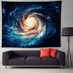 Starry Sky Wall Hanging Tapestry for Home Decor Dorm Living Room Bedroom 51quot;x60quot;