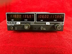 Bendix / King Kx 155 Nav/com With G/s 28v With Faa 8130 Form And Warranty