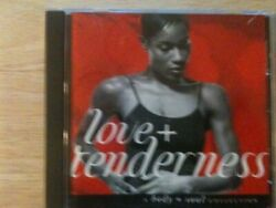 Vanessa Williams - Body And Soul Love + Tenderness - Cd - New/still Sealed