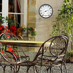 12 Indoor Dial Thermometer Temperature Gauge For Home Garden Easy To Read