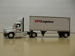 Dcpxpo Logistics-freightliner Single Axle Day Cab / 28ft. Pup