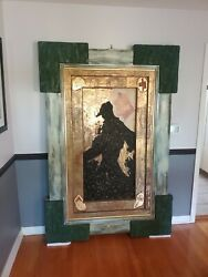 Irwin Group 3d Slovenian Mother Ii And Coal Miner 82 X 55 Limited Edition 1980s