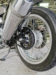 Decorate Axle Motorcycle Chain For Royal Enfield Interceptor 650