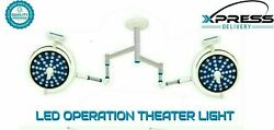 Double Arm Or Satellite Ot Light Operation Theater Led Lamp For Modern Surgery
