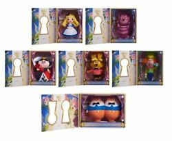 D23 Exclusive Alice In Wonderland By Mary Blair 70th Anniversary Plush Set Le