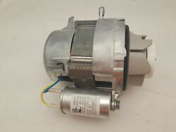 Oem Whirlpool Wpw10757217 Dishwasher Circulation Pump Motor And Impeller Assembly