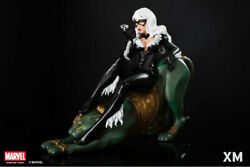 Xm Studios Marvel Black Cat 1/4 Scale Statue Figure New Us Seller Ships From Us