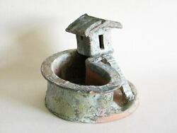 Antique Chinese Pottery Pigsty With A Latrine – 0302