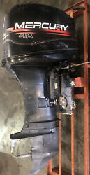 """Mercury 40 Hp 40 Elpto 20"""" 1998 2 Stroke Parts Outboard Motor Engine As Is"""